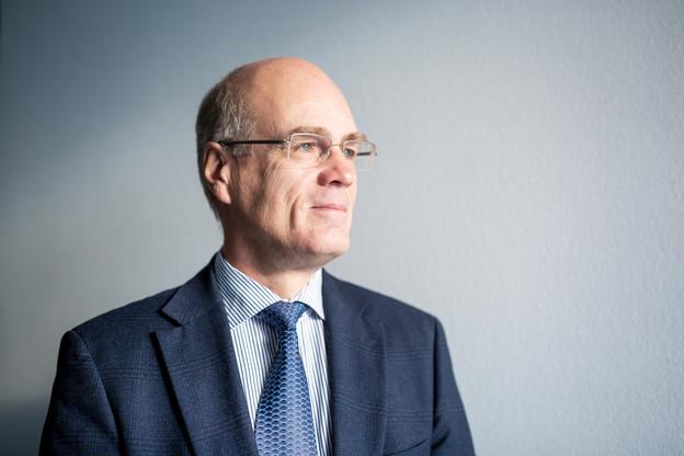 Björn Ottersten préside depuis 10 ans la destinée du SnT. Il vient de signer pour un mandat supplémentaire de cinq ans. (Photo: SnT)