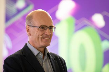 Lui-même récompensé à deux reprises en 2020, le professeur Björn Ottersten, patron du SnT, est à la tête d'une cohorte de 365chercheurs de premier plan sur six axes essentiels pour l'avenir du pays. (Photo: Simon Verjus/Maison Moderne)