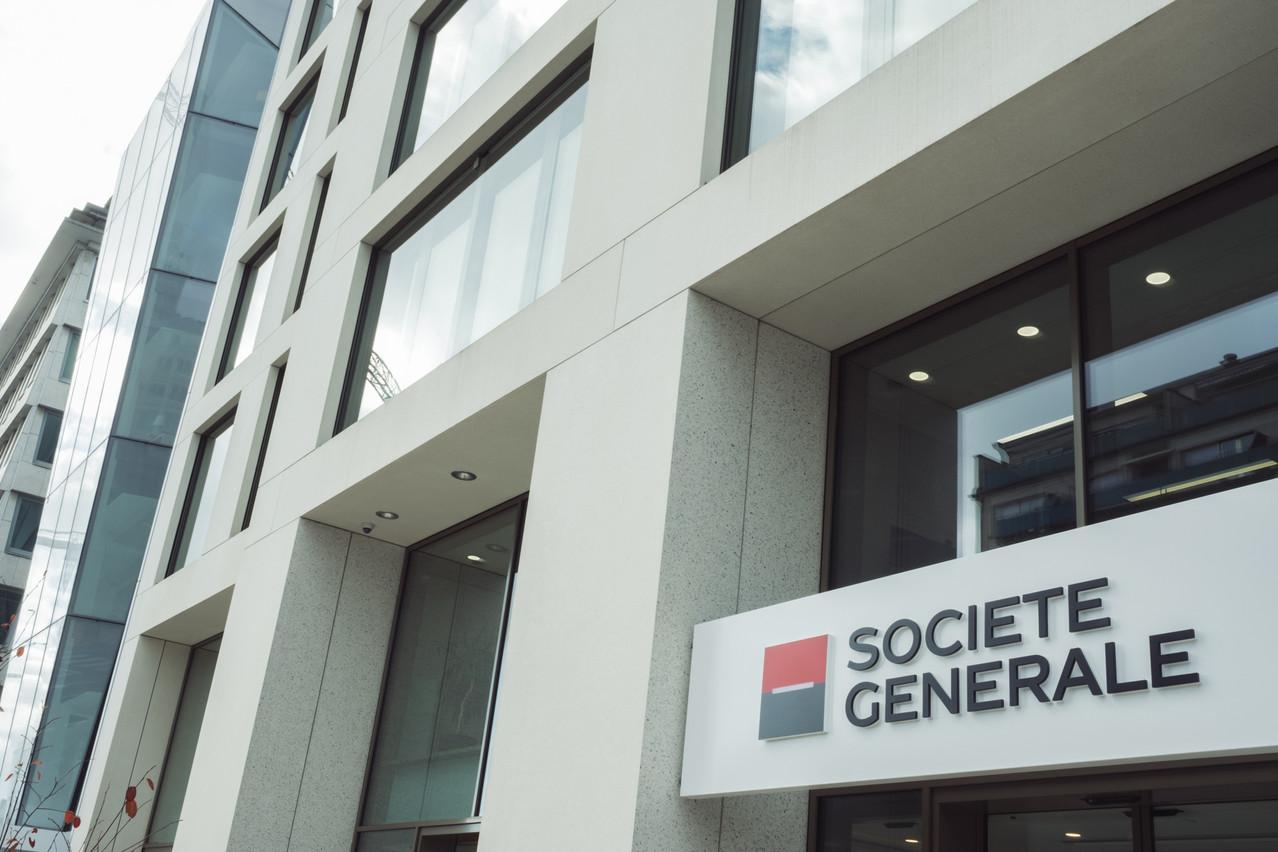 SGBT crée un bureau de représentation à Francfort, en Allemagne. (Photo: Sebastien Goossens / Archives)