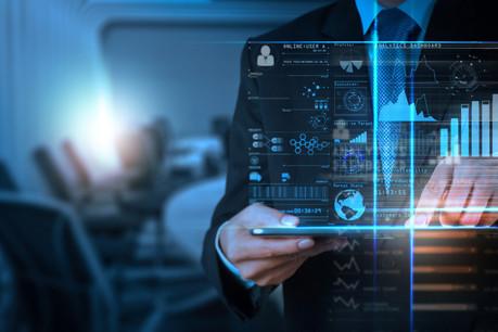 Plus de données visualisées de manière plus efficace: la technologie de Galytix a séduit Société Générale, qui va l'utiliser dans son analyse de risque du crédit. (Photo: Shutterstock)