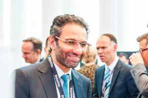 Jean Elia, CEO de Sogelife, insiste sur les progrès liés à la transformation digitale enregistrés au cours de l'année2020. (Photo: Lala La photo/archives)