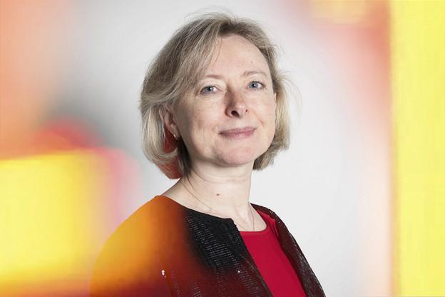 Nathalie Knops, head of Business Transformation à la Bil (Crédit: Maison Moderne)