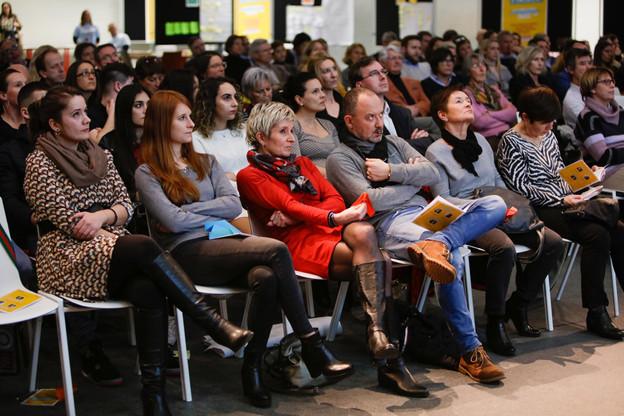 Soirée découverte «Les jeunes s'engagent» - 12.02.2020 (Photo: Romain Gamba / Maison Moderne)