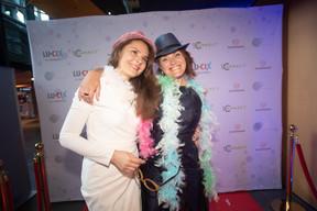 Lu-Cix a célébré ses 10 ans lors d'une soirée de gala. ((Photo: Nader Ghavami))