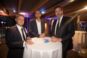 Nicolas Debeffe (LU-CIX), Jo Van Damme (f5) ((Photo: Nader Ghavami))