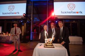 Marco Houwen (Lu-Cix), Roger Lampach (Lu-Cix) et Claude Demuth (Lu-Cix) ((Photo: Nader Ghavami))