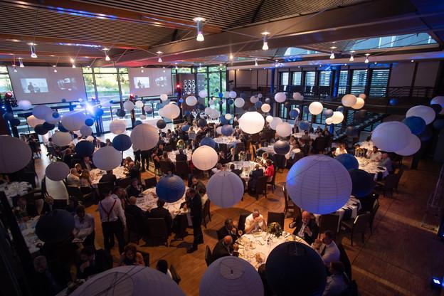 Lu-Cix a célébré ses 10 ans lors d'une soirée de gala. (Photo: Nader Ghavami)