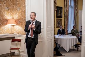 John Marshall (Ambassadeur du Royaume-Uni au Luxembourg) (Jan Hanrion / Maison Moderne Publishing SA)