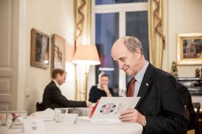 David Clark (British Luxembourg Society) (Jan Hanrion / Maison Moderne Publishing SA)
