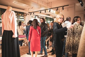 Soirée Les Vignes  - 19.09.2019 ((Photo: Patricia Pitsch/Maison Moderne))