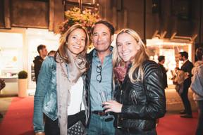 Carole Muller (Fischer), à droite ((Photo: Patricia Pitsch/Maison Moderne))