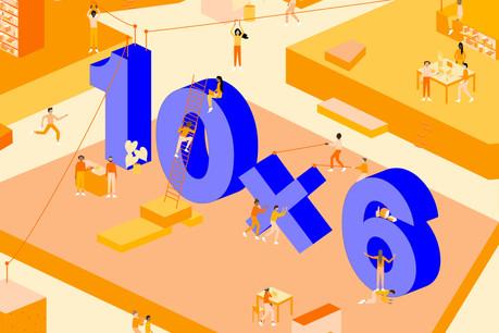 Les soirées du Paperjam Club se dérouleront désormais àl'Athénée de Luxembourg. (Illustration: Maison Moderne)