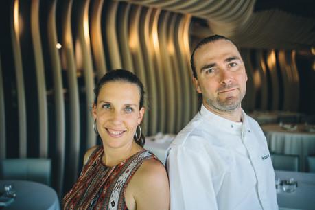 Violant Tarrach et Fernando Andreu. (Photo: Happy Dayz)