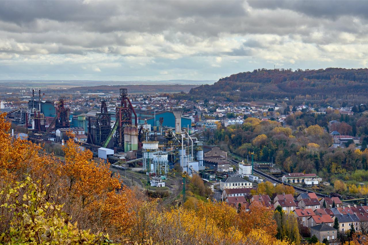 Le site sidérurgique d'Hayange compte430salariés. (Photo: Shutterstock)