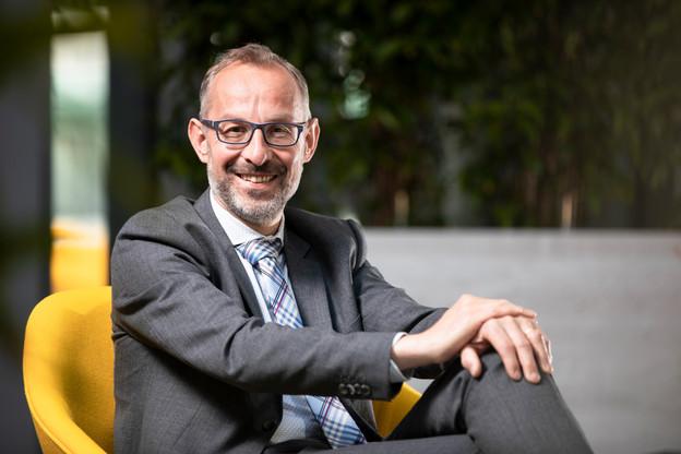 Bertrand Brackman, Country Manager chez SAP Luxembourg VERJUS SIMON, Maison Moderne Publishing SA