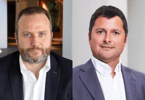 Michaël Cravatte, Partner et Insurance Leader et Hervé Marchand ,  Partner Data Management © Deloitte