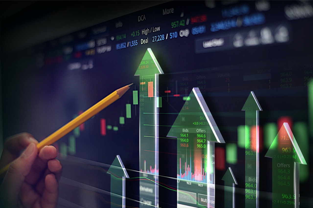 De 2019 à 2021, la croissance des bénéfices des entreprises atteindra en moyenne 24%. (Photo: Shutterstock)