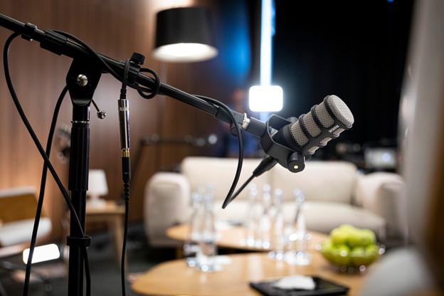 Le podcast audio Arendt We Live sera diffusé en direct sur  paperjam.lu . (Photo: Arendt)