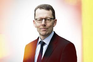 Pierre Zimmer, Directeur général adjoint, POST Luxembourg. (Photo: Maison Moderne)