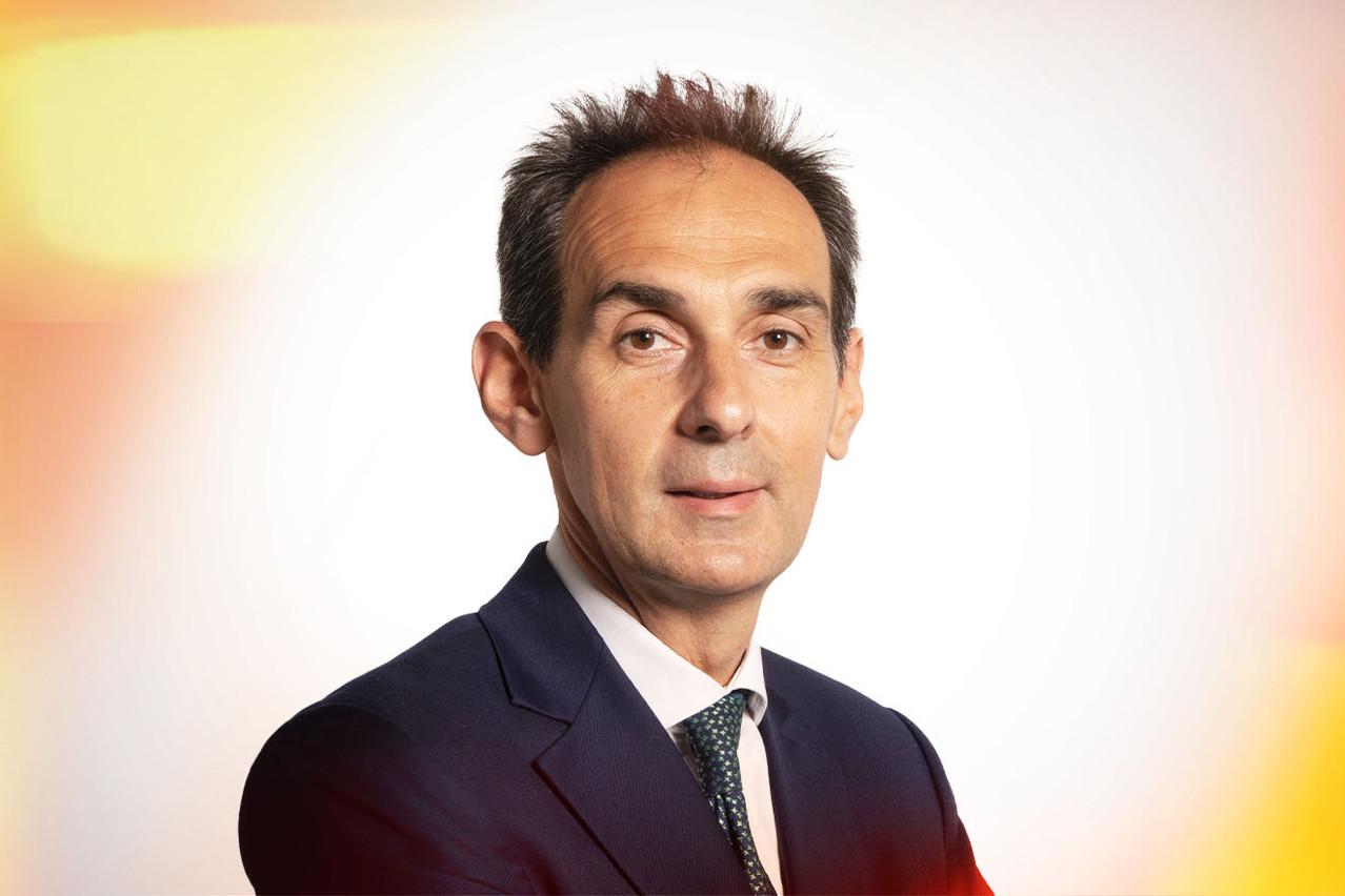 Jean-BenoîtMesnil, Managing Director, Lombard Odier. (Photo: Maison Moderne)