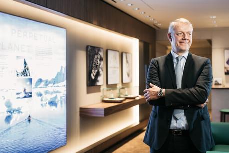 Robert Goeres: «Il n'y a pas vraiment de mauvais investissement: il faut juste savoir reconnaître une erreur.» (Photo: Edouard Olszewski)