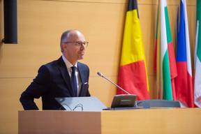 Luc Frieden (Chambre de commerce) ((Photo: Anthony Dehez))