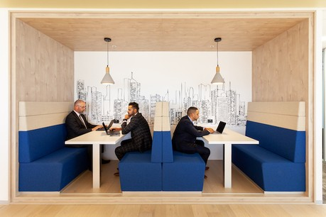 Spaces Place de la Gare ouvre ses portes. (Photo: Regus)