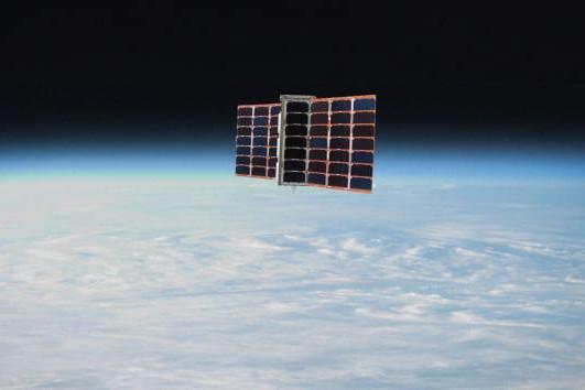Avec 100 microsatellites et 80 opérationnels, Spire commence à engranger des données... et à pouvoir les commercialiser. Elle vise la profitabilité d'ici deux ans. (Photo: Spire Global)