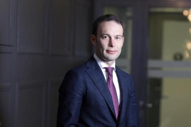 David De Cubber, Head of Legal Department, Lombard International Assurance S.A. (Photo: Maison Moderne)