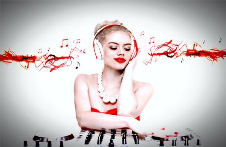 Trop peu d'artistes profitent de la manne de 131milliards de dollars du streaming. De quoi aiguiser les appétits de nouveaux acteurs comme ANote Music… quitte à passer par les NFT pour attirer des artistes. (Photo: Shutterstock)