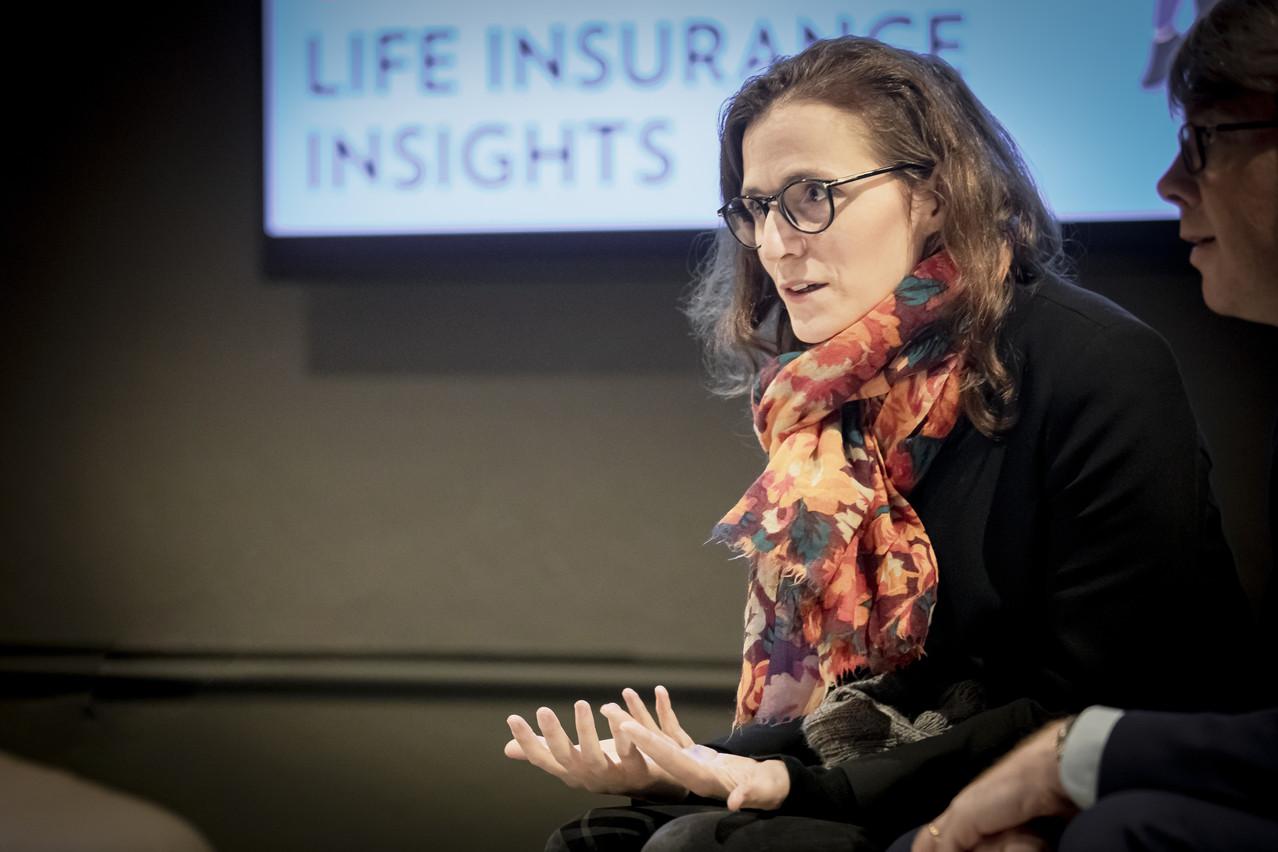 Claire de Boursetty, Legal Policy Advisor à l'ACA  Maison Moderne Publishing SA