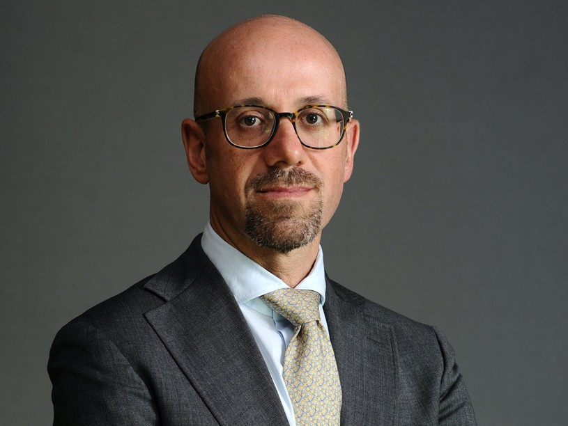 Riccardo Lamannawill take over fromEduardo Gramuglia Pallavicino as the new country head of State Street Luxembourg Photo: State Street