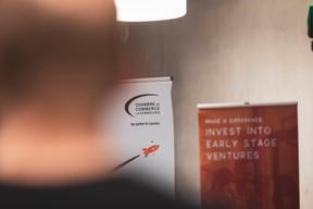 Start-up Stories Awards - 18.12.2019 ((Photo: Patricia Pitsch / Maison Moderne))