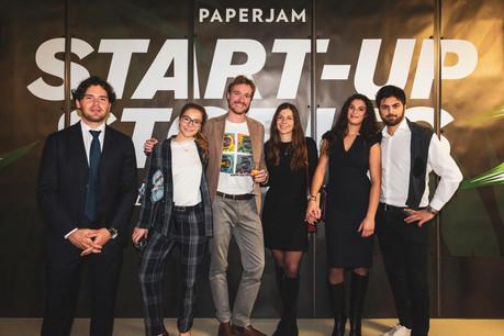 Start-up Stories Awards - 18.12.2019 (Photo: Patricia Pitsch/Maison Moderne)