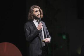 Antoine Granjon (Adapti) ((Photo: Patricia Pitsch et Jan Hanrion / Maison Moderne))