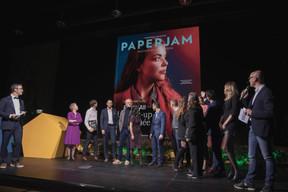 Start-up Stories Awards - Conférence - 18.12.2019 ((Photo: Patricia Pitsch et Jan Hanrion / Maison Moderne))