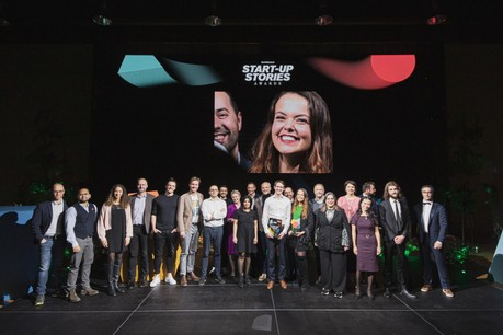 Start-up Stories Awards - Conférence - 18.12.2019 (Photo: Patricia Pitsch et Jan Hanrion / Maison Moderne)