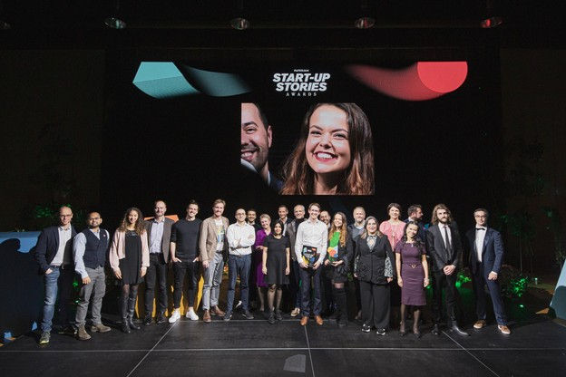 Start-up Stories Awards - Conférence - 18.12.2019 (Photo: Patricia Pitsch et Jan Hanrion / Maison Moderne)
