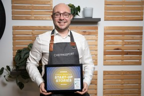 Matteo Ressa (Chefpassport) ((Photo: Simon Verjus/Maison Moderne))