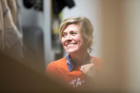 Michelle Glorieux (TA-DA!) ((Photo: Simon Verjus/Maison Moderne))