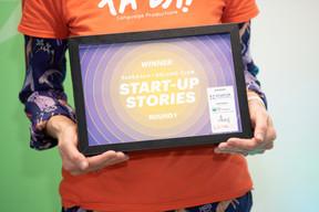 Start-Up Stories: Round 1 - 24.02.2021 ((Photo: Simon Verjus/Maison Moderne))