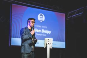 Julien Delpy (Paperjam Club) ((Photo : Arthur Ranzy / Maison Moderne))