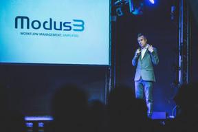 Darren Douglas (Modus3) ((Photo : Arthur Ranzy / Maison Moderne))