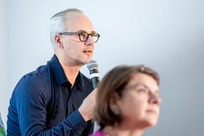 Jérôme Wittamer (Expon Capital) ((Julian Pierrot / Maison Moderne))