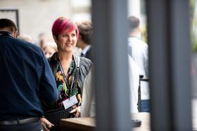 Isabelle Waty (Lux Future Lab) ((Photo: Jan Hanrion/Maison Moderne))