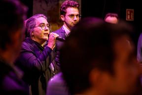 Emmanuelle Ragot et Guillaume Dally (Wildgen) ((Photo: Jan Hanrion/Maison Moderne))