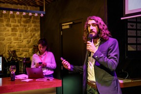 Antoine Granjon (Adapti) ((Photo: Jan Hanrion/Maison Moderne))