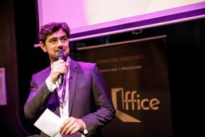 Sebastian Van Overtfeldt (The Office) ((Photo: Jan Hanrion/Maison Moderne))