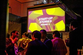 Start-Up Stories - Round 2 - 12.06.2019 ((Photo: Jan Hanrion/Maison Moderne))