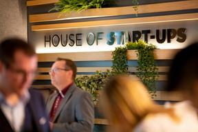 Start-Up Stories: Round 3 - 17.09.2019 ((Photo: Jan Hanrion/Maison Moderne))